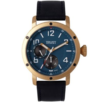 ساعت مچی مردانه اصل | برند تراست | مدل G488BSG