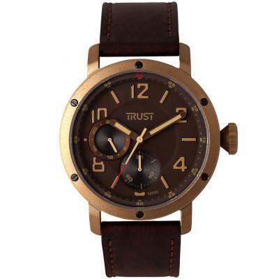ساعت مچی مردانه اصل | برند تراست | مدل G488IUE