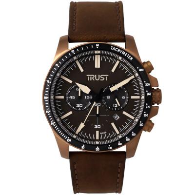 ساعت مچی مردانه اصل | برند تراست | مدل G492IQL