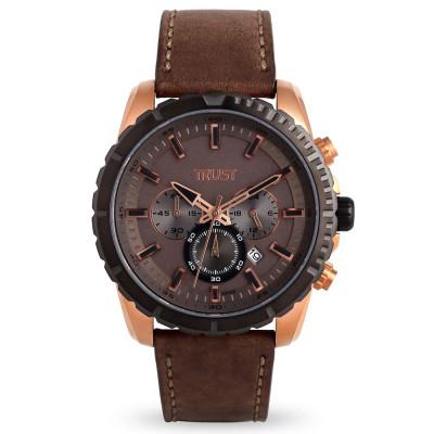 ساعت مچی مردانه اصل | برند تراست | مدل G496CUA