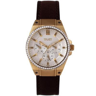 ساعت مچی زنانه اصل | برند تراست | مدل G500CUI