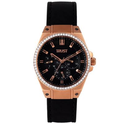 ساعت مچی زنانه اصل | برند تراست | مدل G500CVD