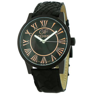 ساعت مچی مردانه اصل |برند جی اف فره | مدل GF.BK7327G