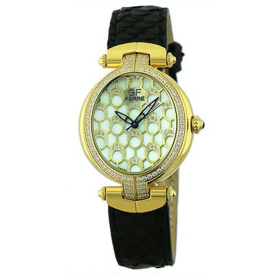 ساعت مچی زنانه اصل |برند جی اف فره | مدل GF.GP10336.1.2