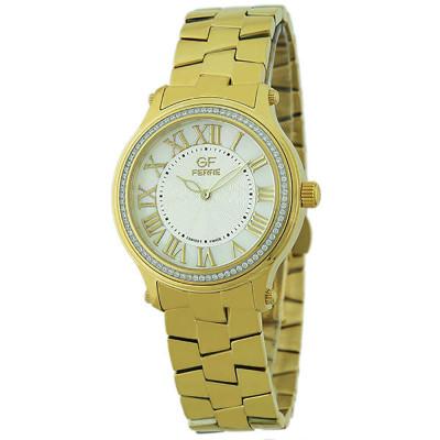 ساعت مچی زنانه اصل |برند جی اف فره | مدل GF.GP3073
