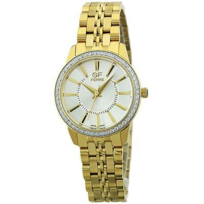 ساعت مچی زنانه اصل |برند جی اف فره | مدل GF.GP74392.2.2