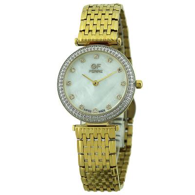 ساعت مچی زنانه اصل |برند جی اف فره | مدل GF.GP7440.2.2