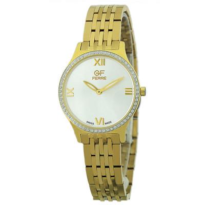 ساعت مچی زنانه اصل |برند جی اف فره | مدل GF.GP74472.2.2