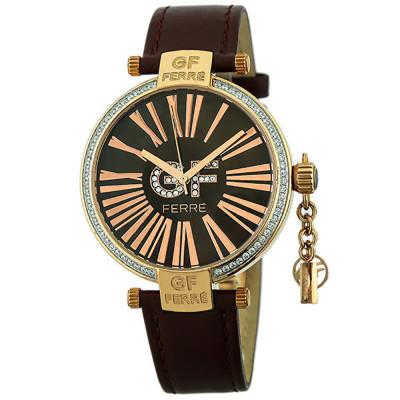 ساعت مچی زنانه اصل |برند جی اف فره | مدل GF.RG121.3.3