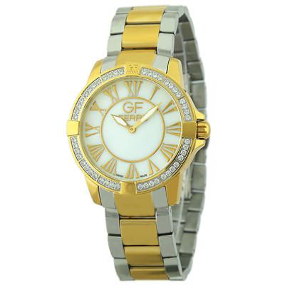 ساعت مچی زنانه اصل |برند جی اف فره | مدل GF.SG7345G