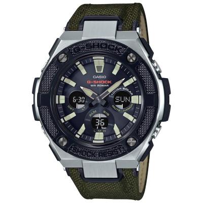 ساعت مچی مردانه اصل | برند کاسیو | مدل جی شاک GST-S330AC-3ADR