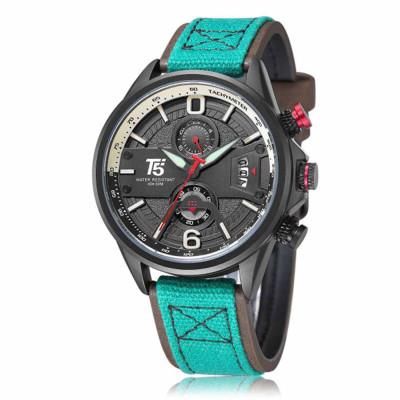 ساعت مچی مردانه اصل | برند تی فایو | مدل H3584-A