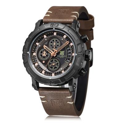 ساعت مچی مردانه اصل | برند تی فایو | مدل H3590-C