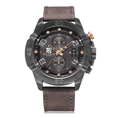 ساعت مچی مردانه اصل | برند تی فایو | مدل H3637-D