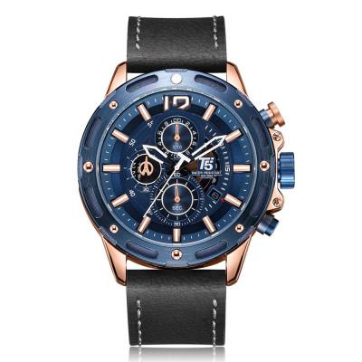ساعت مچی مردانه اصل | برند تی فایو | مدل H3639-C