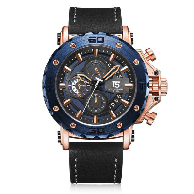 ساعت مچی مردانه اصل | برند تی فایو | مدل H3641-E