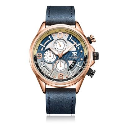 ساعت مچی مردانه اصل | برند تی فایو | مدل H3656-E