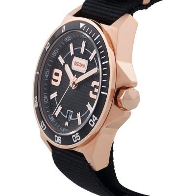 ساعت مچی مردانه اصل | برند جاست کاوالی | مدل JC1G014L0035