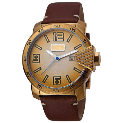 ساعت مچی مردانه اصل | برند جاست کاوالی | مدل JC1G015L0055