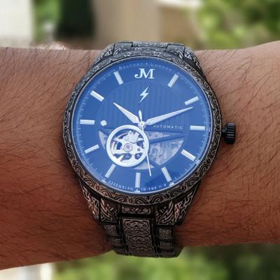 ساعت مچی مردانه اصل | برند جیمز مکیب | مدل JM-1020-11