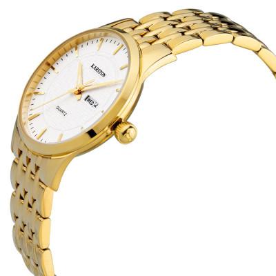 ساعت مچی زنانه اصل | برند کارستون | مدل K-2099LBV