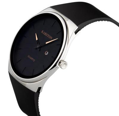 ساعت مچی مردانه اصل | برند کارستون | مدل K-9017GRA