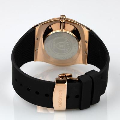 ساعت مچی مردانه اصل | برند کارستون | مدل K-9017GRQ