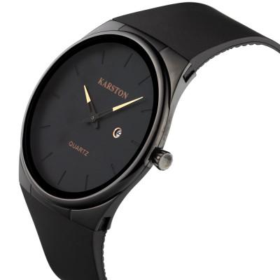 ساعت مچی مردانه اصل | برند کارستون | مدل K-9017GRY