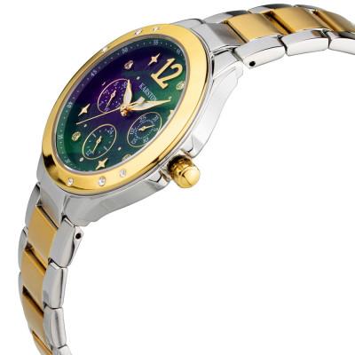 ساعت مچی زنانه اصل | برند کارستون | مدل K-9023LBK