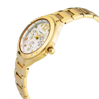 ساعت مچی زنانه اصل | برند کارستون | مدل K-9023LBV