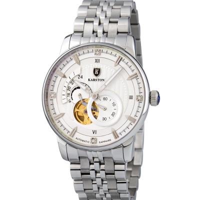 ساعت مچی مردانه اصل | برند کارستون | مدل K-9026GBB