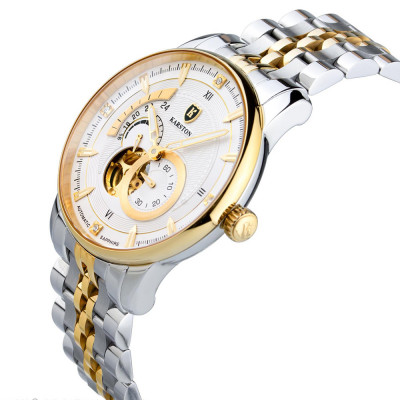 ساعت مچی مردانه اصل | برند کارستون | مدل K-9026GBL