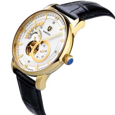 ساعت مچی مردانه اصل | برند کارستون | مدل K-9026GSL