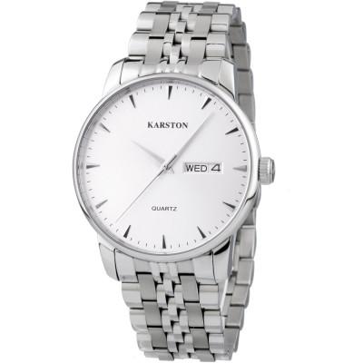 ساعت مچی مردانه اصل | برند کارستون | مدل K-9028GBB