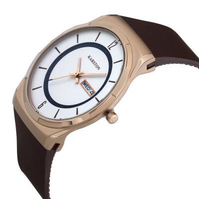 ساعت مچی مردانه اصل | برند کارستون | مدل K-9033GRQ