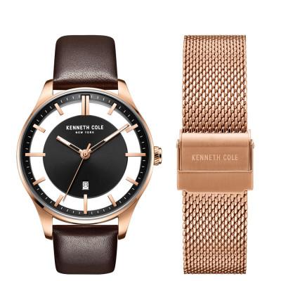 ساعت مچی مردانه اصل | برند کنت کل | مدل KC-50919002