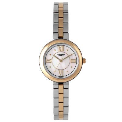 ساعت مچی زنانه  اصل   برند تراست   مدل L474BMK