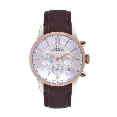 ساعت مچی زنانه اصل | برند لوتوسمن | مدل L904PCSW