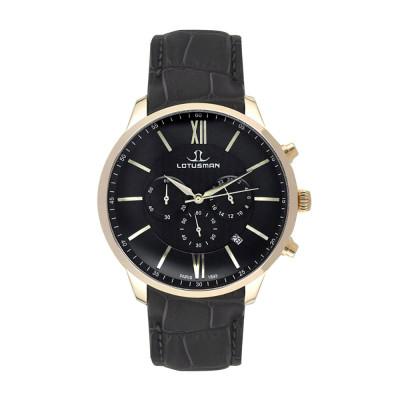 ساعت مچی زنانه اصل | برند لوتوسمن | مدل L904PGBB