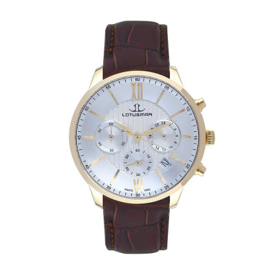 ساعت مچی زنانه اصل | برند لوتوسمن | مدل L904PGYW