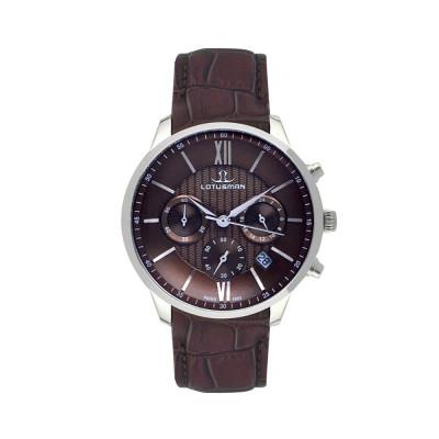 ساعت مچی زنانه اصل | برند لوتوسمن | مدل L904PSYN
