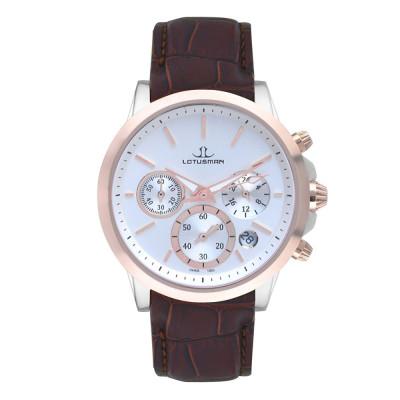 ساعت مچی زنانه اصل | برند لوتوسمن | مدل L905PCSW