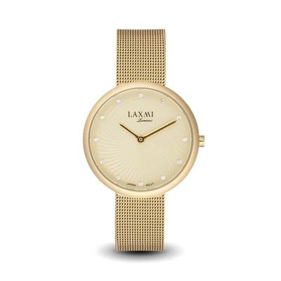 ساعت مچی زنانه اصل   برند لاکسمی   مدل  laxmi 8030-1