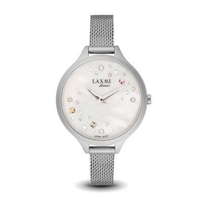 ساعت مچی زنانه اصل   برند لاکسمی   مدل  laxmi 8031-3