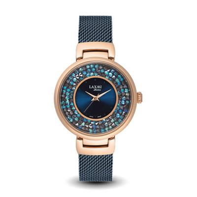 ساعت مچی زنانه اصل | برند لاکسمی | مدل  laxmi 8032-5