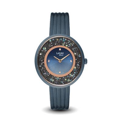 ساعت مچی زنانه اصل | برند لاکسمی | مدل  laxmi 8033-6
