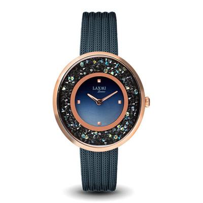 ساعت مچی زنانه اصل   برند لاکسمی   مدل  laxmi 8033-7