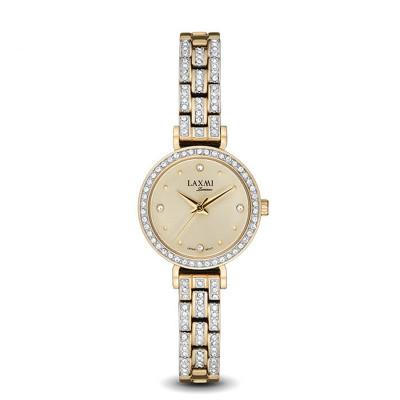 ساعت مچی زنانه اصل   برند لاکسمی   مدل  laxmi 8035-1
