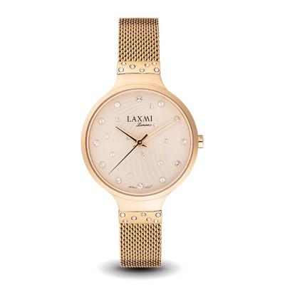 ساعت مچی زنانه اصل | برند لاکسمی | مدل  laxmi 8037-2