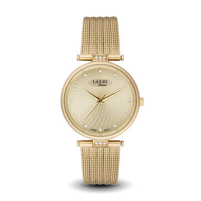 ساعت مچی زنانه اصل | برند لاکسمی | مدل  laxmi 8041-1